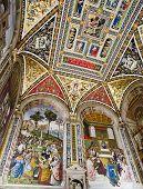 Siena Duomo Library