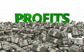 Corporate income and profits