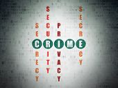 pic of crime solving  - Safety concept - JPG