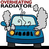 Overheating Radiator