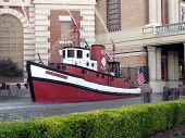 Ny Fireboat