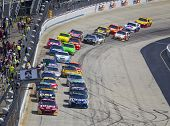 Nascar:  May 15 Fedex 400 Benefiting Autism Speaks