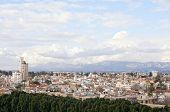 Panoramic View Of Nicosia City