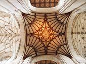Decke Kathedrale von winchester