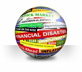 Business Financial Bad Economy Headlines