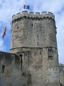 Tower At La Rochelle, France
