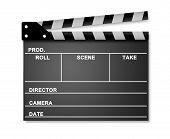 Film Clapper Iv