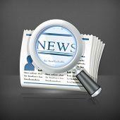 News Search, mesh