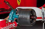 Team Ferrari F1, Disc Brakes