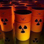 Tanque de radioativo