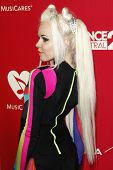 LOS ANGELES, CA - FEB 10: Kerli at the 2012 MusiCares Person of the Year Tribute To Paul McCartney a