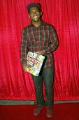 UNIVERSAL CITY - DEC. 4: Rapper Sealy Troh arrives at publicist Mike Arnoldi's birthday celebration