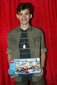UNIVERSAL CITY - DEC. 4: Andy Scott Harris arrives at Mike Arnoldi's birthday celebration & Brittica