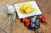 Pappardelle, Homemade Fresh Egg Pasta