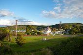 Countryside Near Rotorua, New Zealand