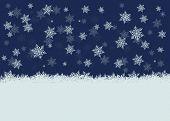 snowfall_background