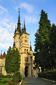 Saint Nicholas Church In Brasov