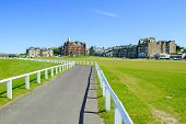 Golf St Andrews Old Course Links