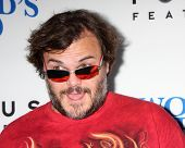 LOS ANGELES - 21 de ago: Jack Black em