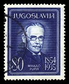 Michael I. Pupin, Serbian Physicist