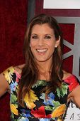 LOS ANGELES - AUG 25:  Kate Walsh at the Comedy Central Roast Of James Franco at the Culver Studios