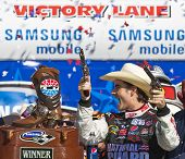 Jeff Gordon Nascar Sprint Cup-Serie Samsung 500 Apr 5