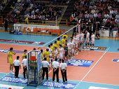 Volleyball - Trentino Volley Vs Verona