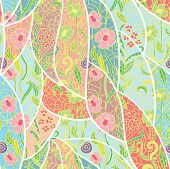 Seamless Fresh Vector Pattern Pattern.