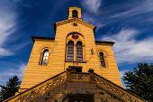 Church Entrance, St. Dimitrije, Zemun, Belgrade