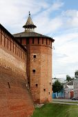 Ancient Constructions Of Kolomna Kremlin