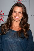 LOS ANGELES - AUG 24:  Melissa Claire Egan at the Young & Restless Fan Club Dinner at the Universal