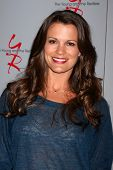 LOS ANGELES - AUG 24:  Melissa Claire Egan at the Young & Restless Fan Club Dinner at the Universal Sheraton Hotel on August 24, 2013 in Los Angeles, CA