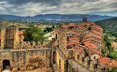 Panoramic view of Frias