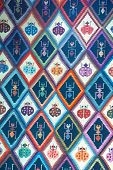 Colorful Peruvian Textile