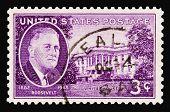 Franklin Roosevelt 1945
