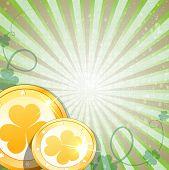 Leprechaun Coins