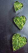 I Love Herbs (chive)