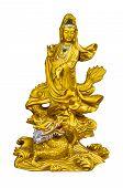 Golden Guan-yin