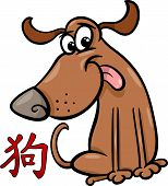 Dog Chinese Zodiac Horoscope Sign
