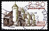 Postage Stamp France 1982 Chateau Ripaille, Haute-savoie