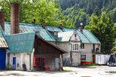 Old Buildings, Workshops And Garages In Zakopane
