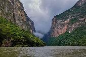 Canyon Of Sumidero, Mexico