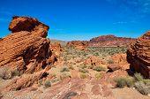 Valley Of Fire Provincial Park, Nevada, Usa