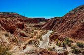 Wahweap Hoodoo's Trail Near Page, Arizona, Usa