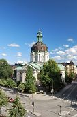 Stockholm, Gustav Vasa Church