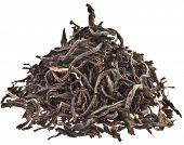 Heap pile of Black tea