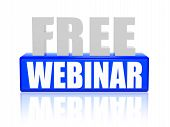 Free Webinar In 3D Letters And Block