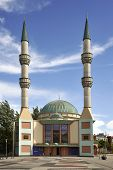 The Mevlana Mosque