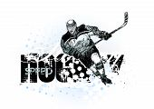 Hockey Background 2