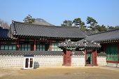 Yeongsajae Near The Taewonjeon In Gyeongbokgung, Korea